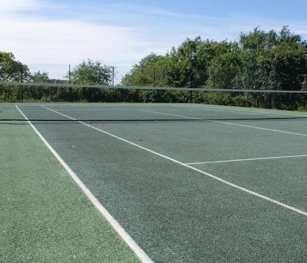 Holiday Cottage Tennis Facilities