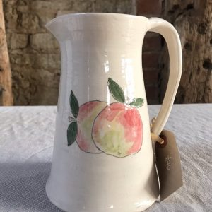 Apple Jug from the cafe at The Old Workshop, Sullington Manor Farm